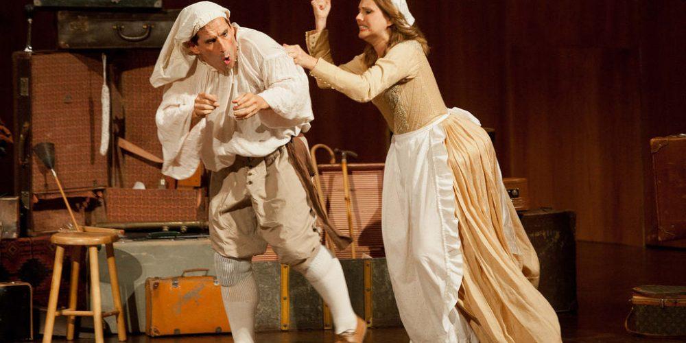 The Servant turned Mistress | La Serva Padrona