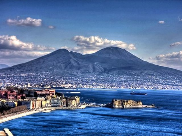 Naples   City of music and magic