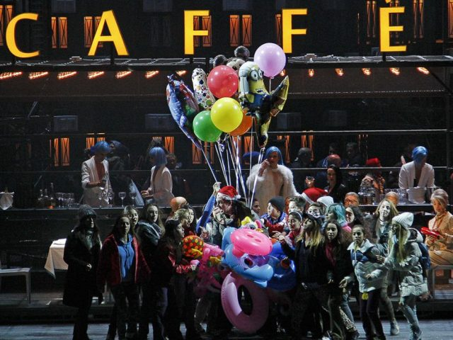 La Bohème on free streaming from Turin Teatro Regio until April 20th