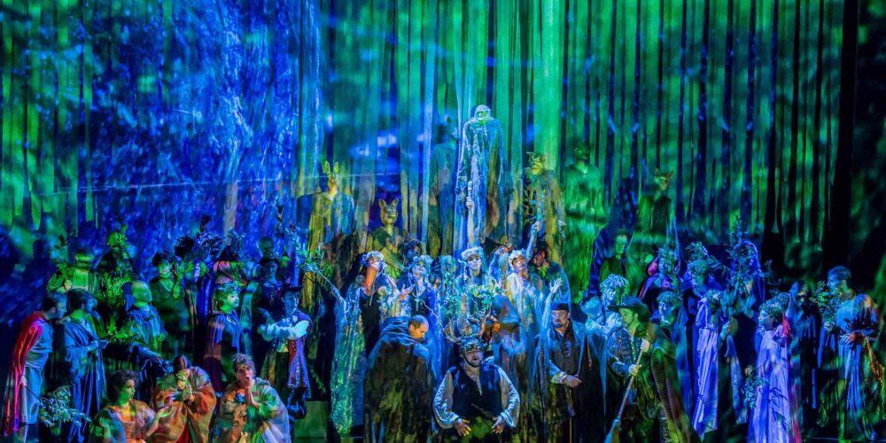 Verdi's Falstaff | Triumph with a laughter