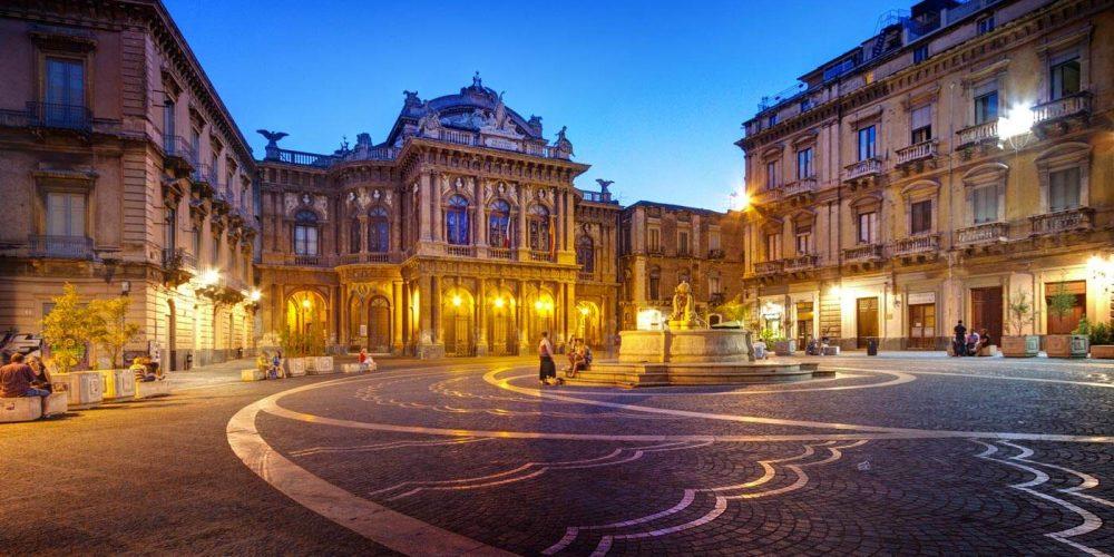 Catania   Bellini the Sicilian