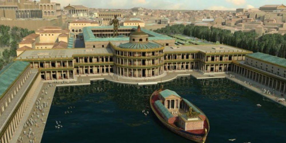 Rome, the Domus Aurea | Monteverdi's Incoronazione di Poppea