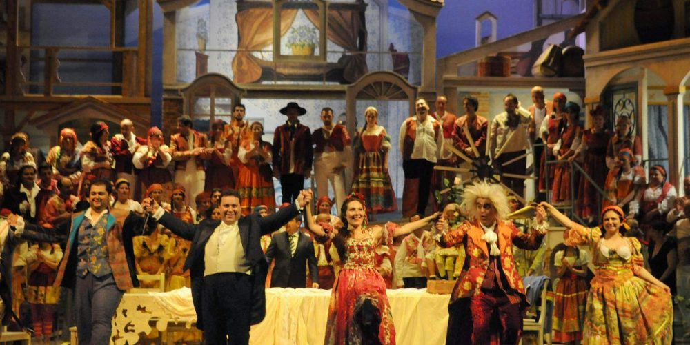 Donizetti | Elisir d'Amore and the magic of Italian borghi