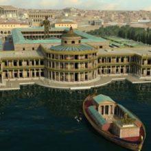 Rome, the Domus Aurea   Monteverdi's Incoronazione di Poppea