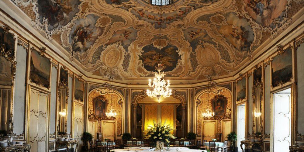 Where Vincenzo Bellini meets the Coldplay | Palazzo Biscari in Sicily