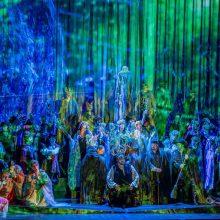Verdi's Falstaff   Triumph with a laughter